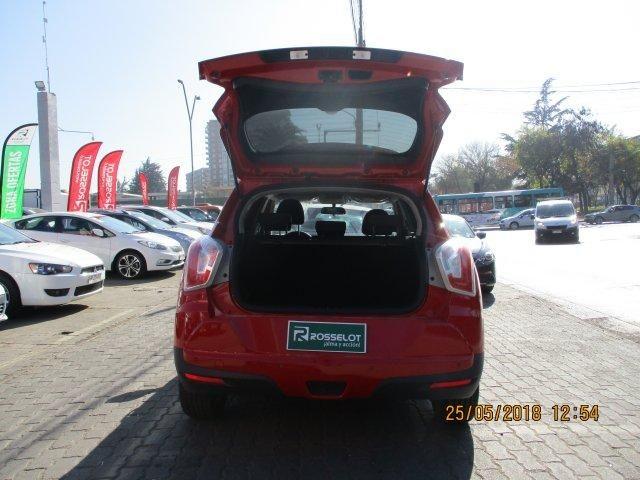 ssangyong tivoli diesel 4x2 tv2112 euro vi