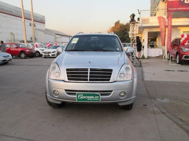Camionetas Rosselot Ssangyong Rexton ii xdi 2.7 mt abs wxc301 2011