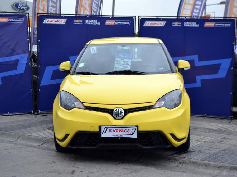 Autos Kovacs Mg 3 std 1.5 2016