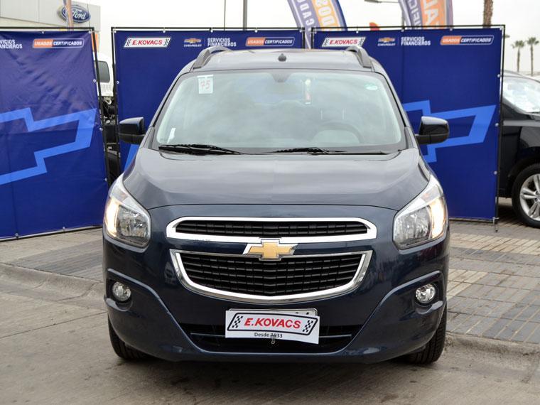 Furgones Kovacs Chevrolet Spin ltz 2017
