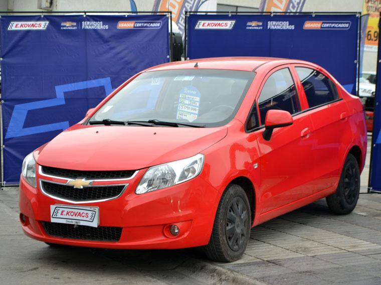 Autos Kovacs Chevrolet Sail 2015