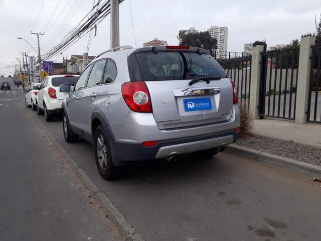 Camionetas Automotora RPM Chevrolet Captiva 2.o dsl ltz auto awd 3f 2011