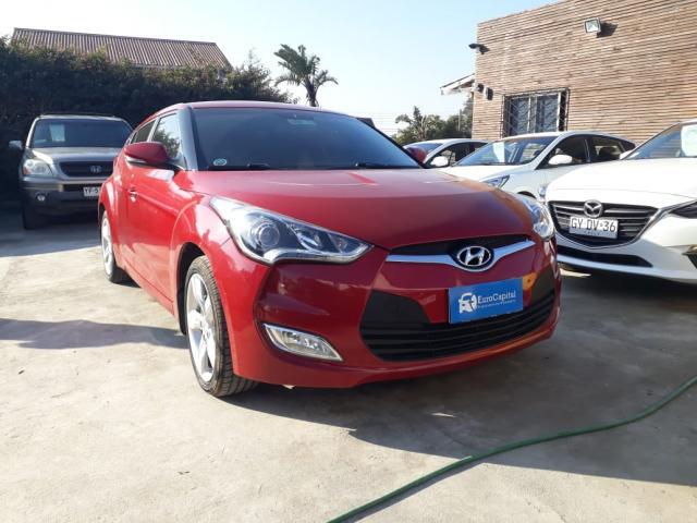 Hyundai veloster 1.6 gls