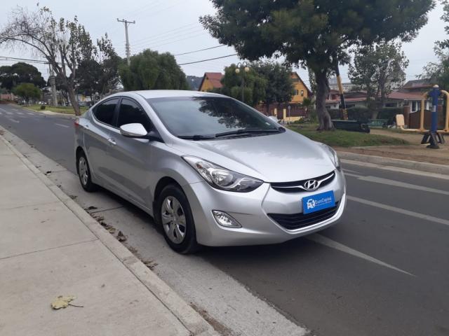 Hyundai elantra hd 1.6 gls aa 2ab