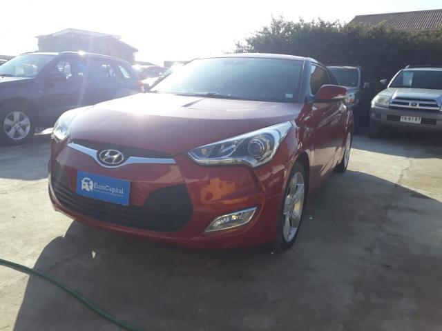 Autos Automotora RPM Hyundai Veloster 1.6 gls 2012