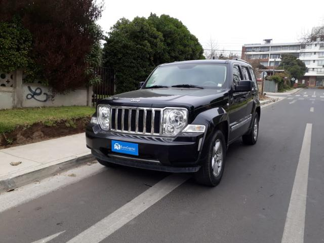 Autos Automotora RPM Jeep Liberty limited 2010