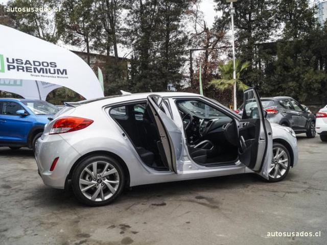 Autos Hernández Motores Hyundai Veloster 2016