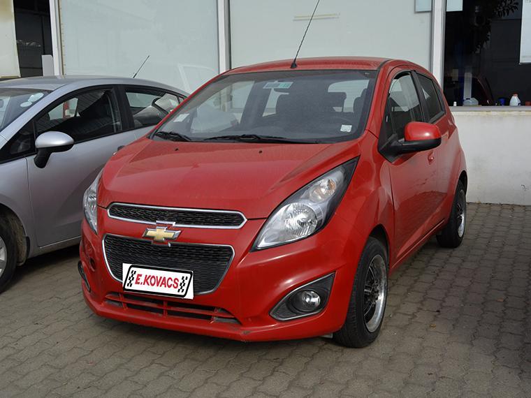 Autos Kovacs Chevrolet Spark gt lt 2014