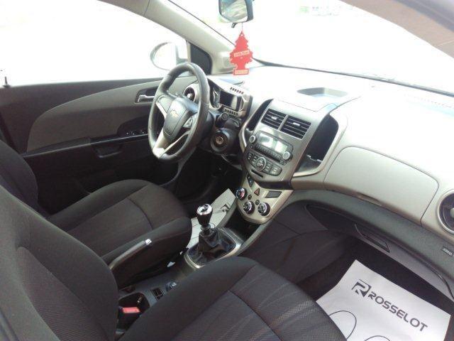Autos Rosselot Chevrolet Sonic sedan 1.6 lt full ab abs ll 2013