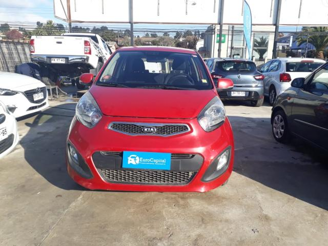 Kia morning 1.2 dh ab