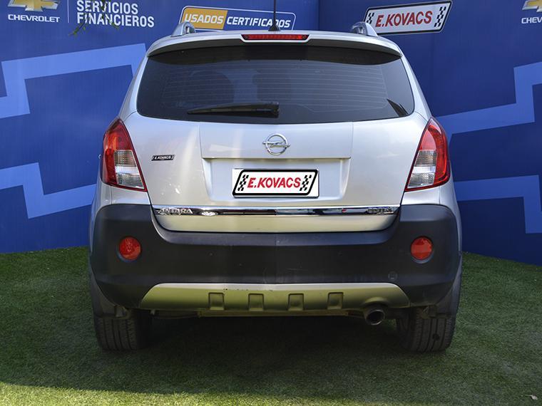 Camionetas Kovacs Opel Antara cosmo cdti 2014