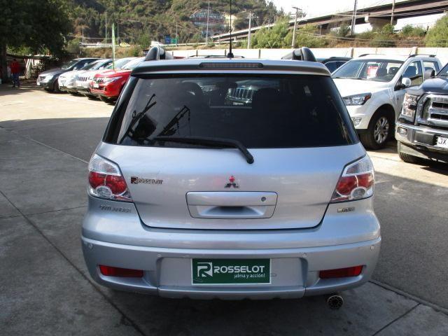 mitsubishi new outlander gl 2wd 2.4 aut