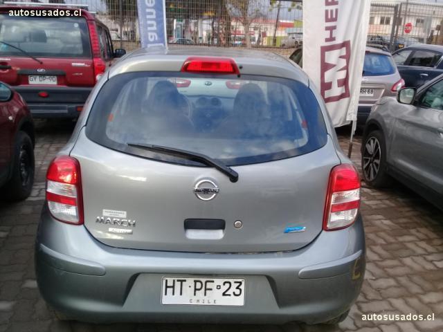 Autos Hernández Motores Nissan March 2016