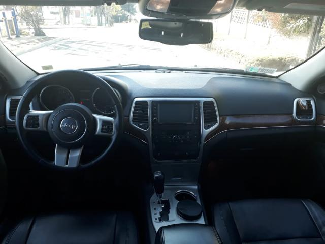 Jeep gran cherokee limited 4wd auto