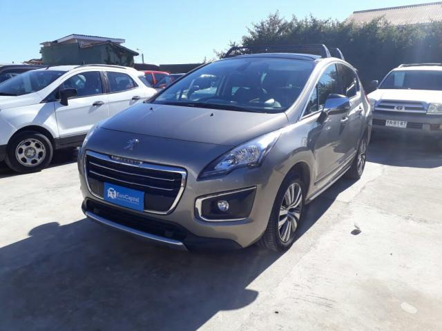 Autos Automotora RPM Peugeot 3008 1.6 bluehdi 120 allure 2017