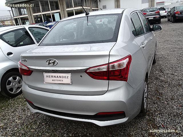 Autos Hernández Motores Hyundai I10 2018