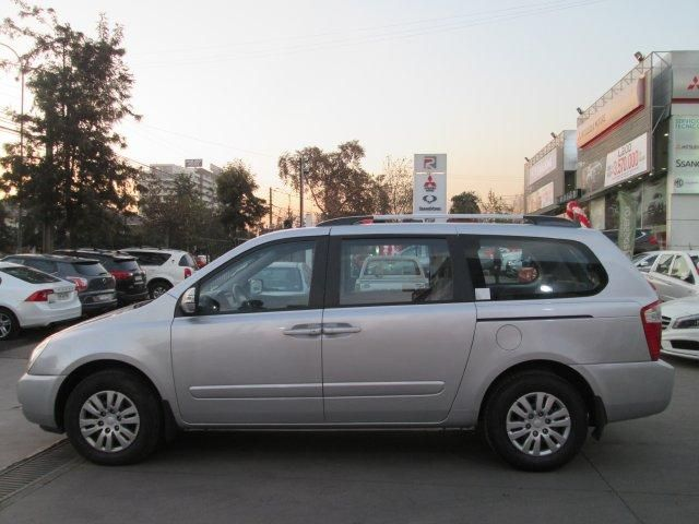 Autos Rosselot Kia Grand carnival ex dsl 2.9 at limited - 1218 2011