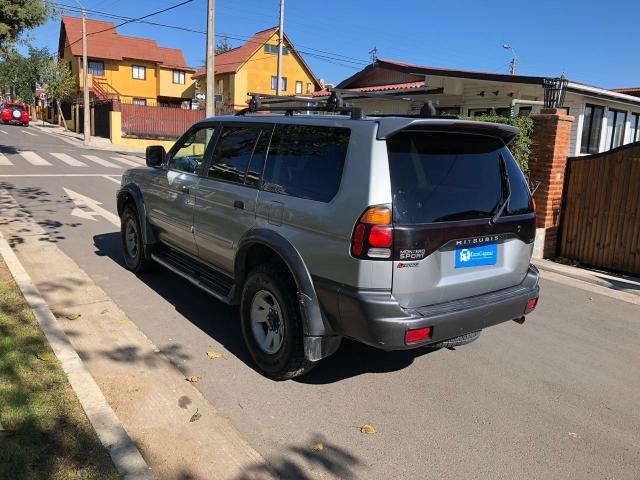 Mitsubishi montero sport 3.0 at 4x4
