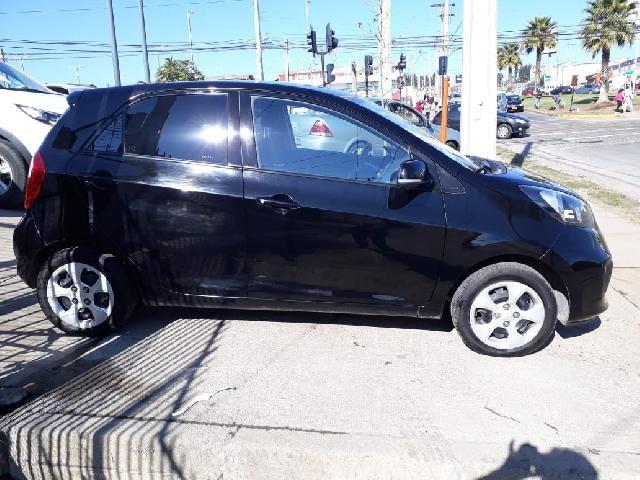 Autos Rosselot Kia Morning ex 1.2 5mt dh ab euro v - 1557  2015