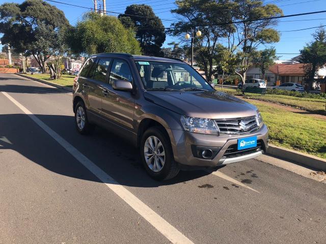 Suzuki grand nomade glx sport 2.4