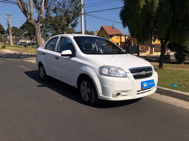 Autos Automotora RPM Chevrolet Aveo 1.4 lt full 2010