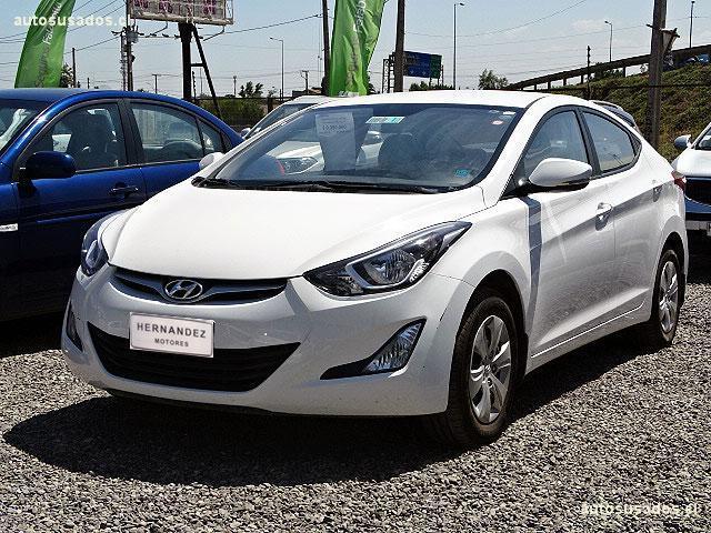 Autos Hernández Motores Hyundai Elantra 2015