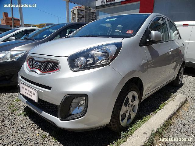 Autos Hernández Motores Kia Morning 2015