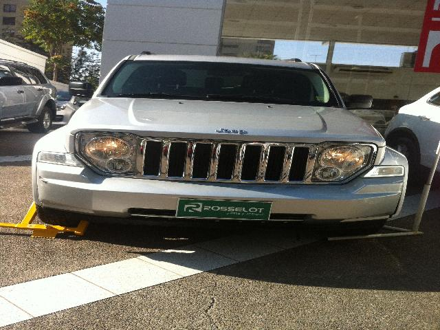 Camionetas Rosselot Jeep Cherokee limited 3.7 aut 2010