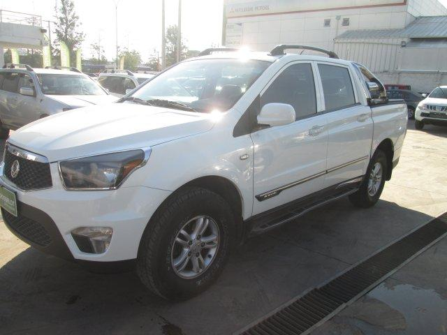 ssangyong new actyon sport 4x4 2.0 mt ll-nas712-euro iv