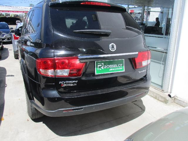 ssangyong new kyron xdi 4x2 mt aa-ky410