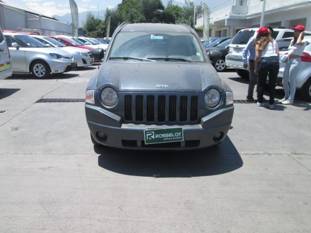 Camionetas Rosselot Jeep Compass sport at 2.4 4x4 2007