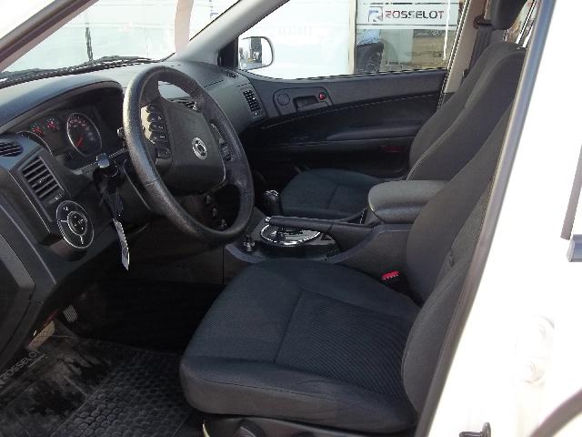 ssangyong new actyon sport 2.0 4x2 at-nas623-euro iv