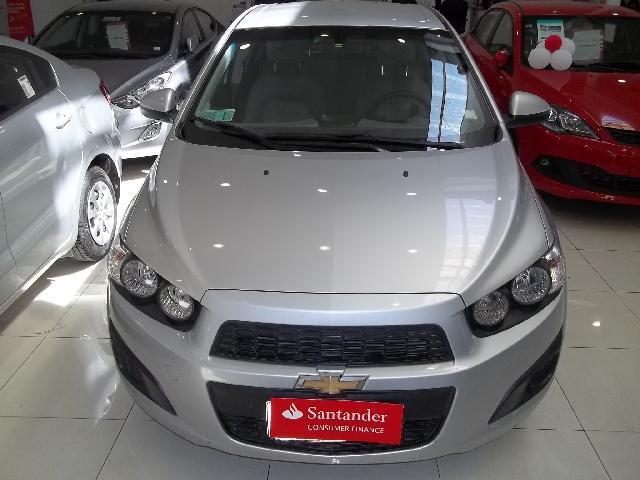 Autos Rosselot Chevrolet Sonic lt hb 1.6 2013