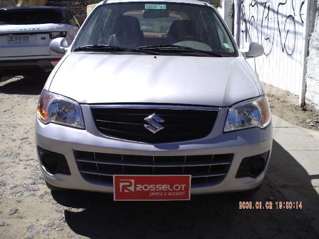 Autos Rosselot Suzuki Alto k10 dlx hb 1.0 mec 2013