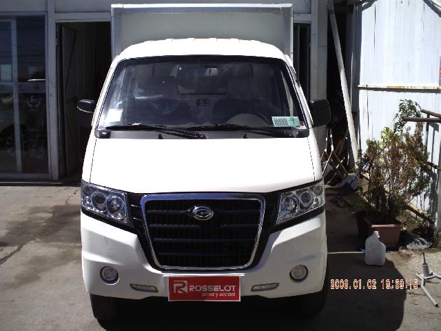 Camionetas Rosselot GAC GONOW WAY CARGO BOX 1.0 MT 2016