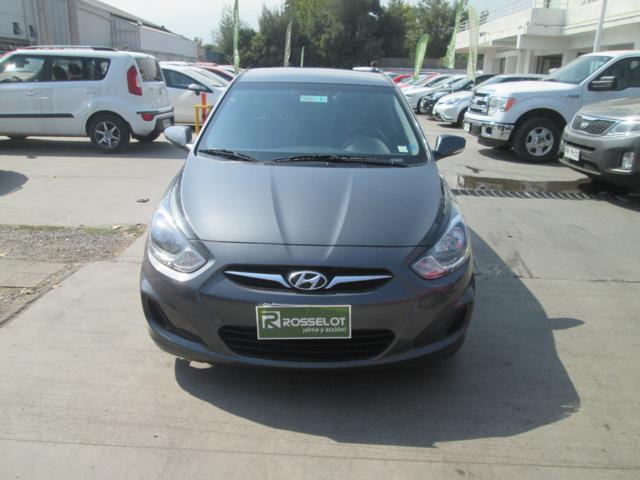 Autos Rosselot Hyundai Accent rb sdn 1.6 crdi 6m/t gl 2 2013