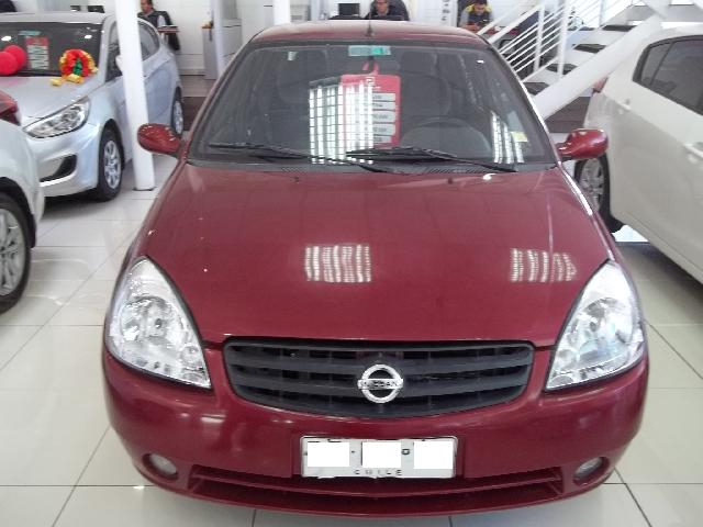 Autos Rosselot Nissan Platina 1.6 mec 2008