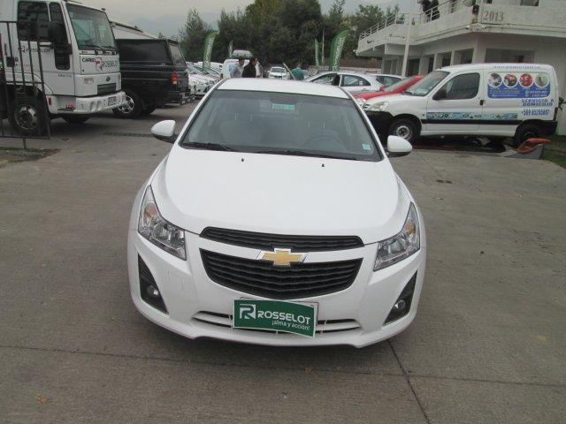 Autos Rosselot Chevrolet Cruze ii ls full 1.8 at 2013