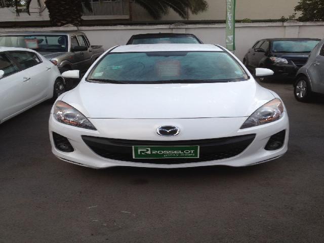 Autos Rosselot Mazda 3 1.6 mec 2014