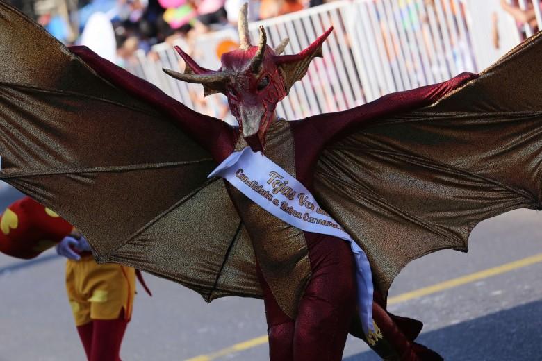 San Antonio Chile 07 de Febrero 2016  Carnaval de Murgas y Comparsas Verano 2016 Sector Tejas Verdes . Foto: Cristian Socrates Orellana.