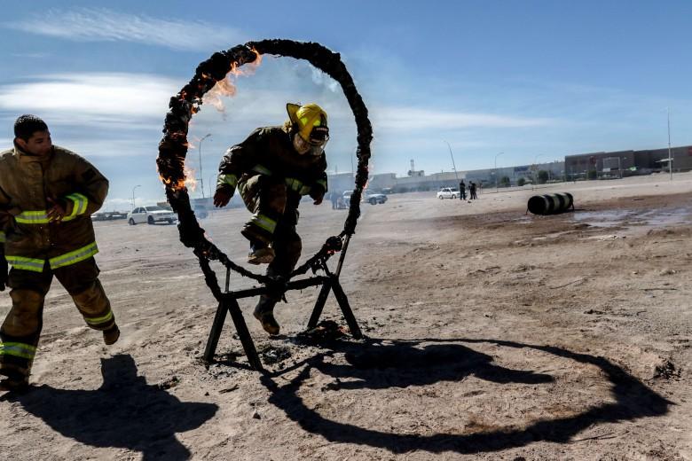 Bautizo de bomberos