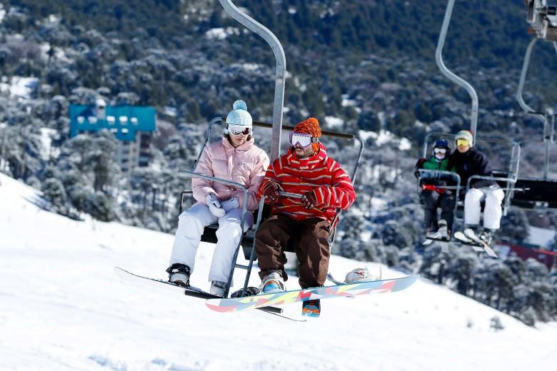 Centro de Ski Las Araucarias Volván LLaima