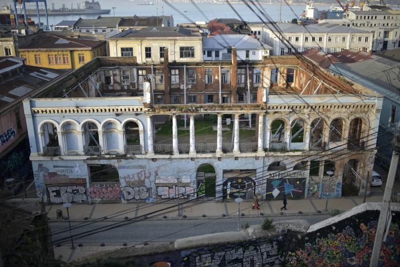 Municipio vende Palacio Subercaseaux a EPV.