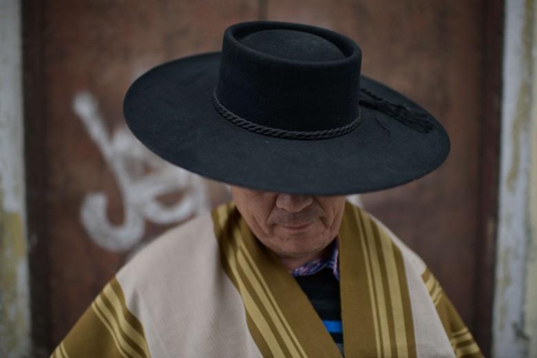 Samuel Álvarez, fábrica de sombreros.