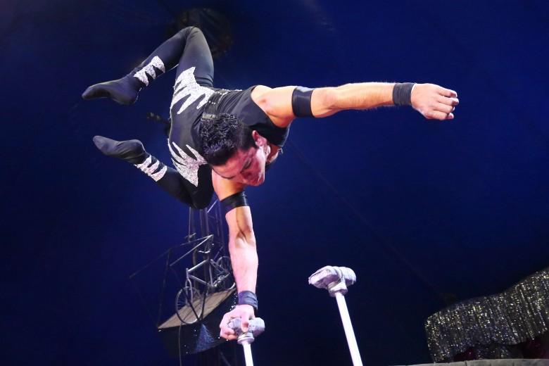 Circo los Hermanos Vasquez