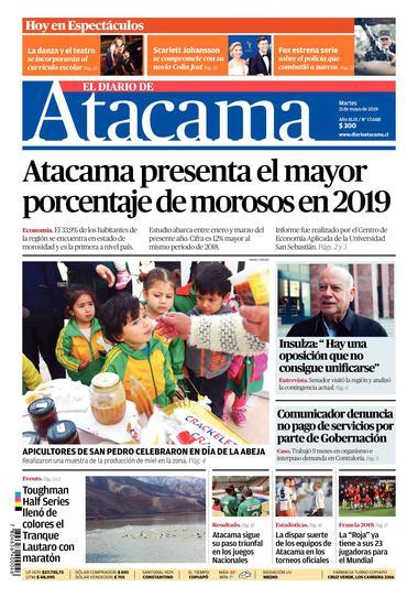 Copiapó - Región de Atacama   soycopiapó.cl