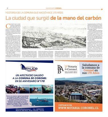 Arauco - Región del Biobío   soyarauco cl