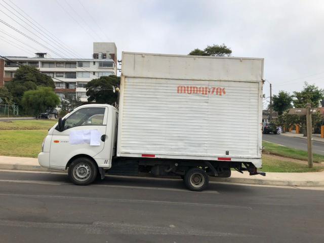 Hyundai porter 2.5 crdi cmn