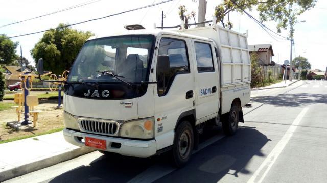 Autos Automotora RPM JAC Hfc 1035 cmn 2011