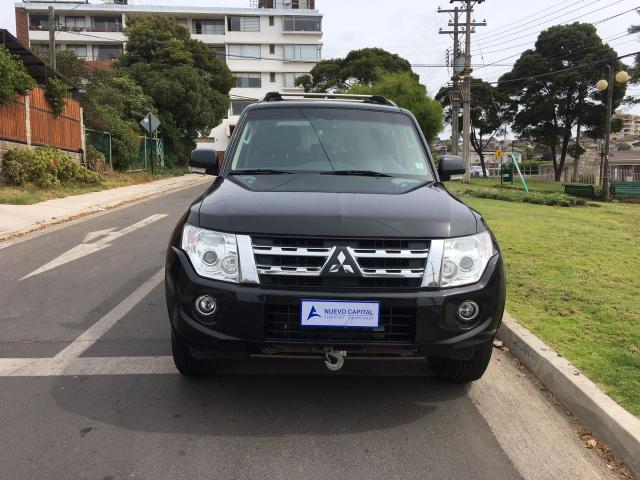 Mitsubishi montero 3.2 diesel 4x4
